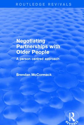 Negotiating Partnerships with Older People