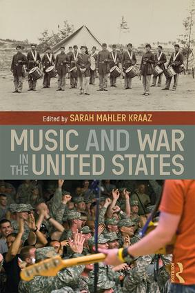 Music and War in the United States book cover