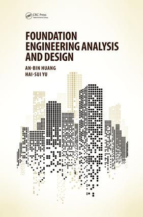 Foundation Engineering Analysis and Design: 1st Edition (Paperback) book cover