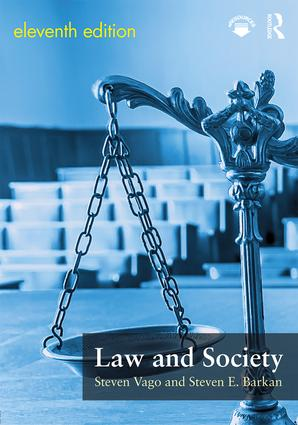 Law and Society book cover
