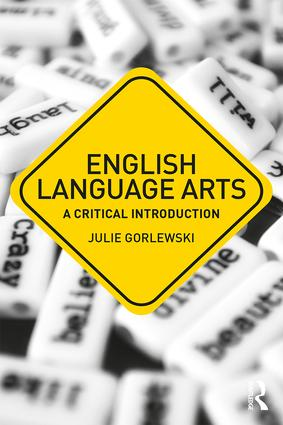 English Language Arts: A Critical Introduction (e-Book) book cover