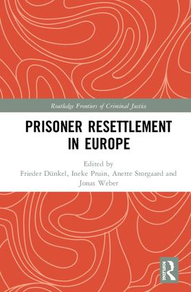 Prisoner Resettlement in Europe book cover