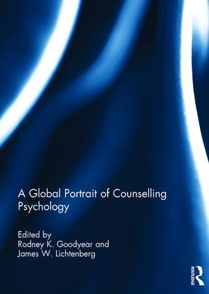 A Global Portrait of Counselling Psychology book cover