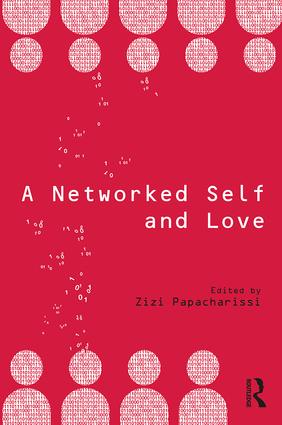 A Networked Self and Love (Paperback) book cover