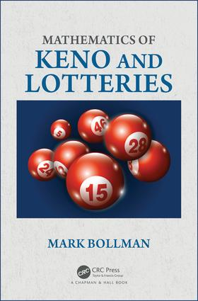 Mathematics of Keno and Lotteries: 1st Edition (Paperback) book cover