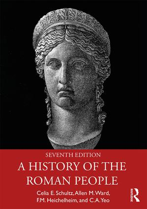 A History of the Roman People: 7th Edition (Paperback) book cover