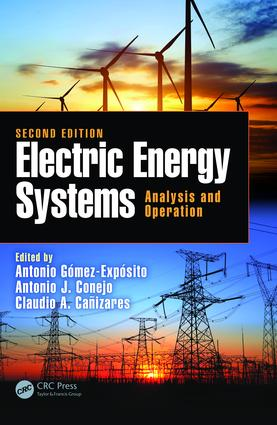 Electric Energy Systems: Analysis and Operation, 2nd Edition (Hardback) book cover