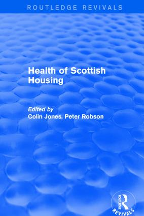 Revival: Health of Scottish Housing (2001): 1st Edition (Hardback) book cover
