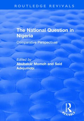 The Philosophy and Theory of the National Question