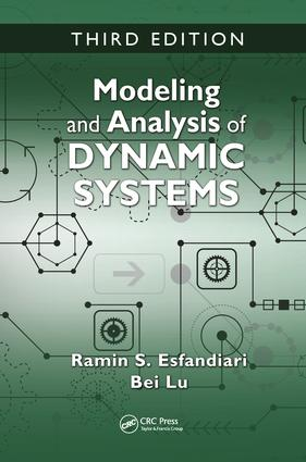 Modeling and Analysis of Dynamic Systems: 3rd Edition (Hardback) book cover