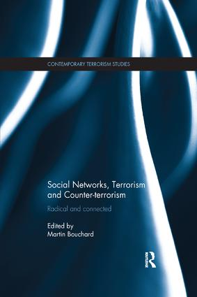 Social Networks, Terrorism and Counter-terrorism: Radical and Connected book cover