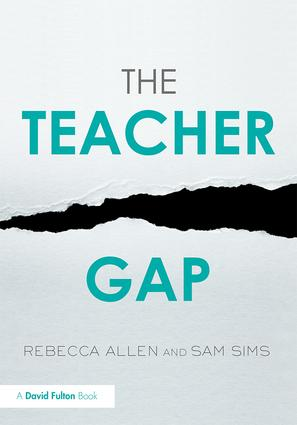 The Teacher Gap: 1st Edition (Paperback) book cover