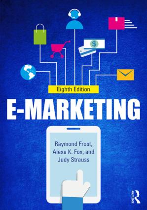 E-marketing book cover