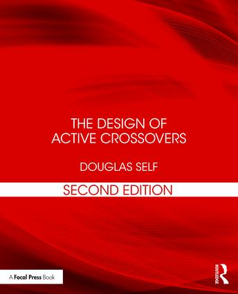 The Design of Active Crossovers book cover