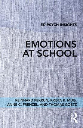 Emotions at School book cover