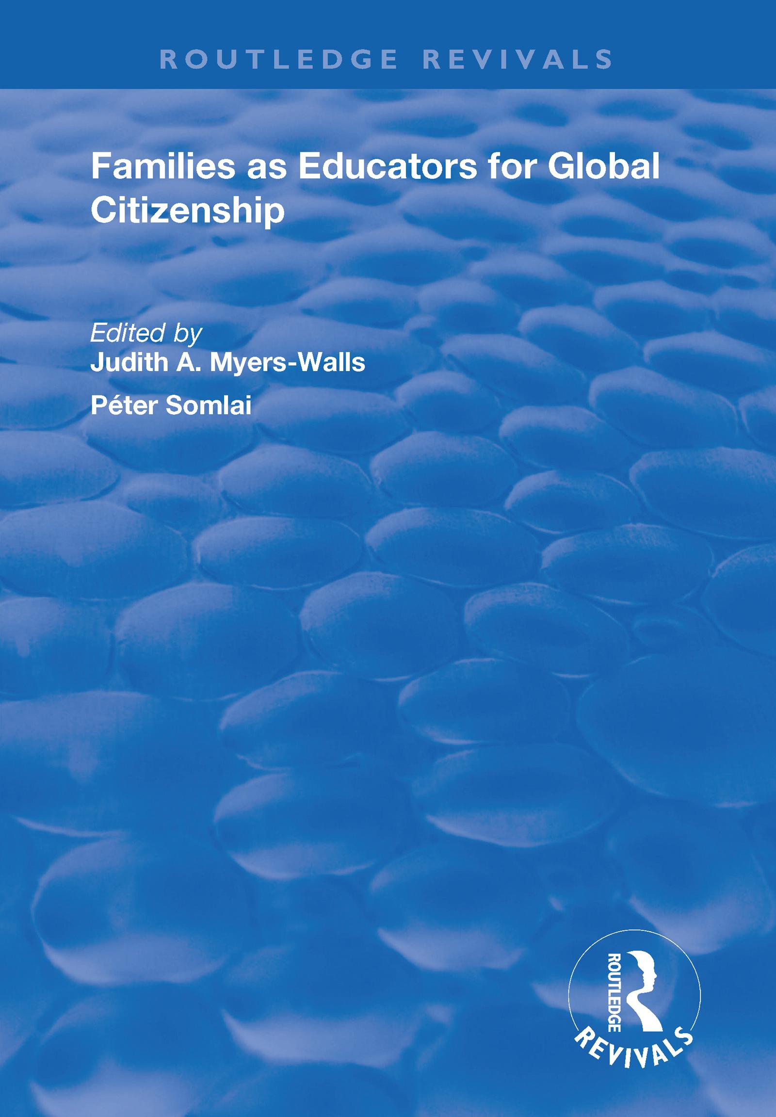Families as Educators for Global Citizenship