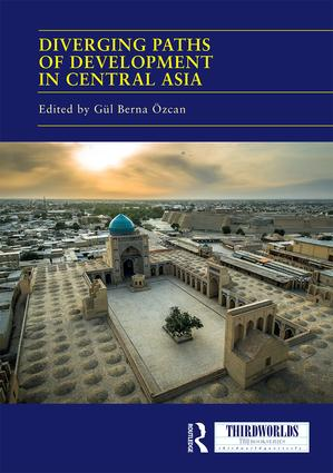Diverging Paths of Development in Central Asia: Market Adaptations, Interventions and Daily Experience book cover