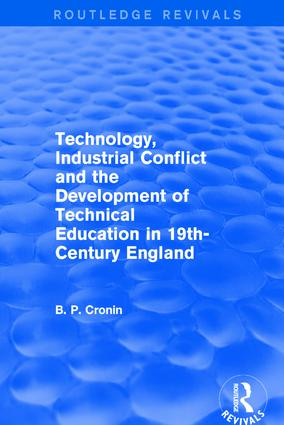 Industrial conflict and 19th-century technical and educational change