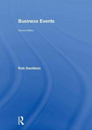Business Events book cover