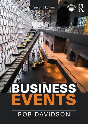 Business Events: 2nd Edition (e-Book) book cover