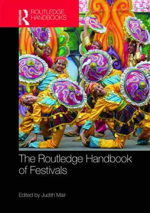 The Routledge Handbook of Festivals book cover