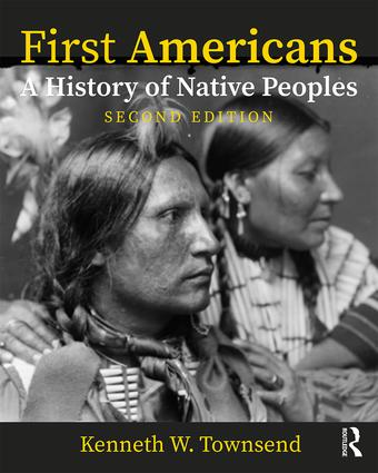 First Americans: A History of Native Peoples, Combined Volume: A History of Native Peoples, PowerPoints book cover