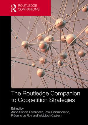 Routledge Companion to Coopetition Strategies book cover
