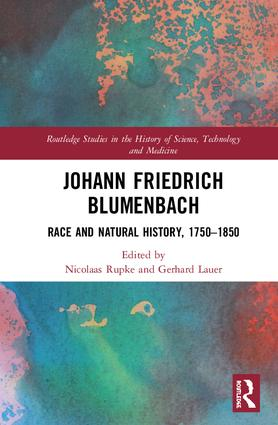 Blumenbach's race science in the light of Christian supersessionism