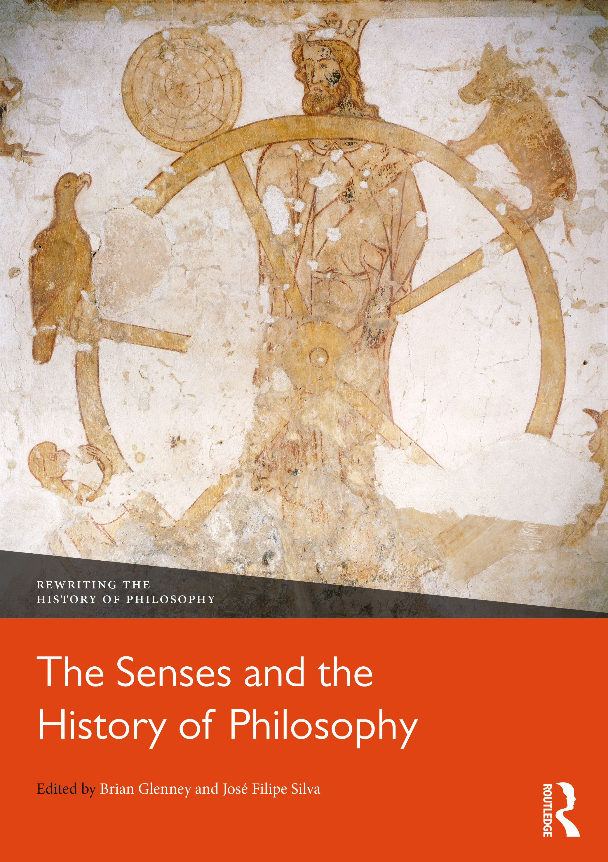 The Senses and the History of Philosophy book cover