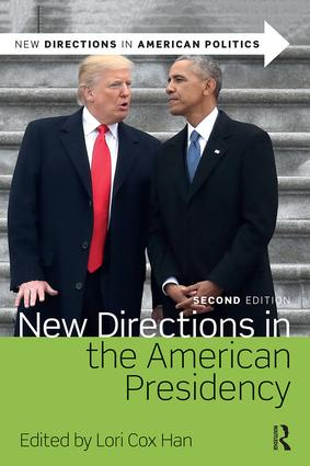 New Directions in the American Presidency book cover