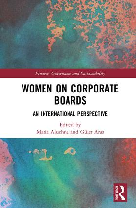 Women on Corporate Boards: An International Perspective, 1st Edition (Hardback) book cover