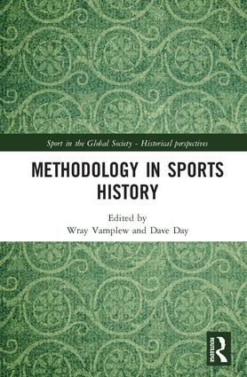 Methodology in Sports History book cover