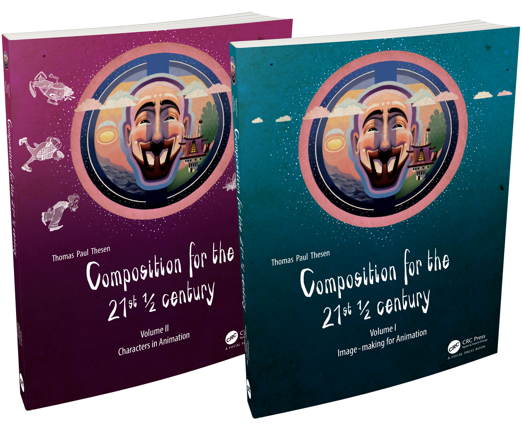 Composition for the 21st 1/2 Century, 2 Volume set book cover