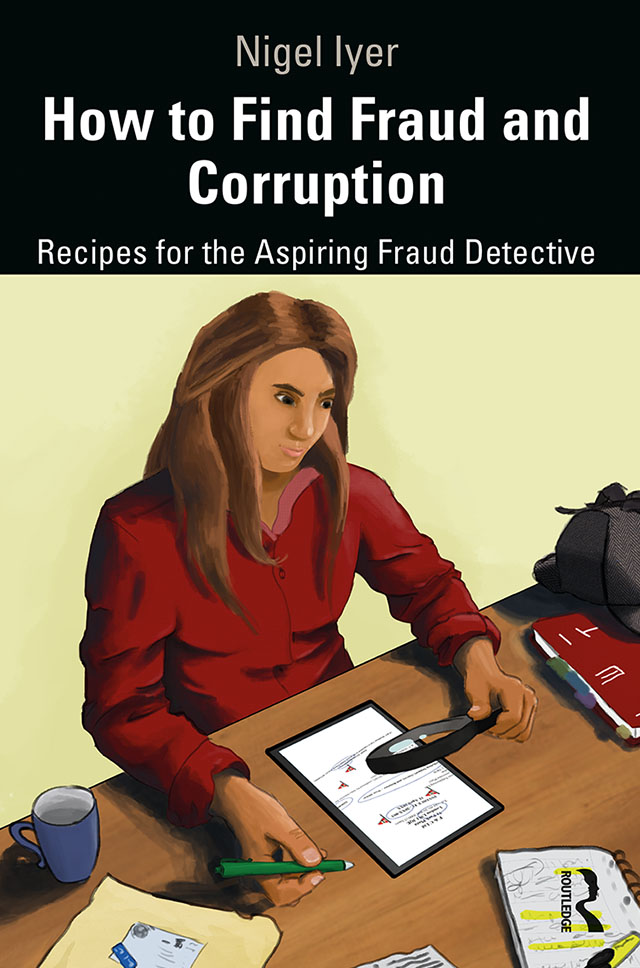 How to Find Fraud and Corruption: Recipes for the Aspiring Fraud Detective book cover