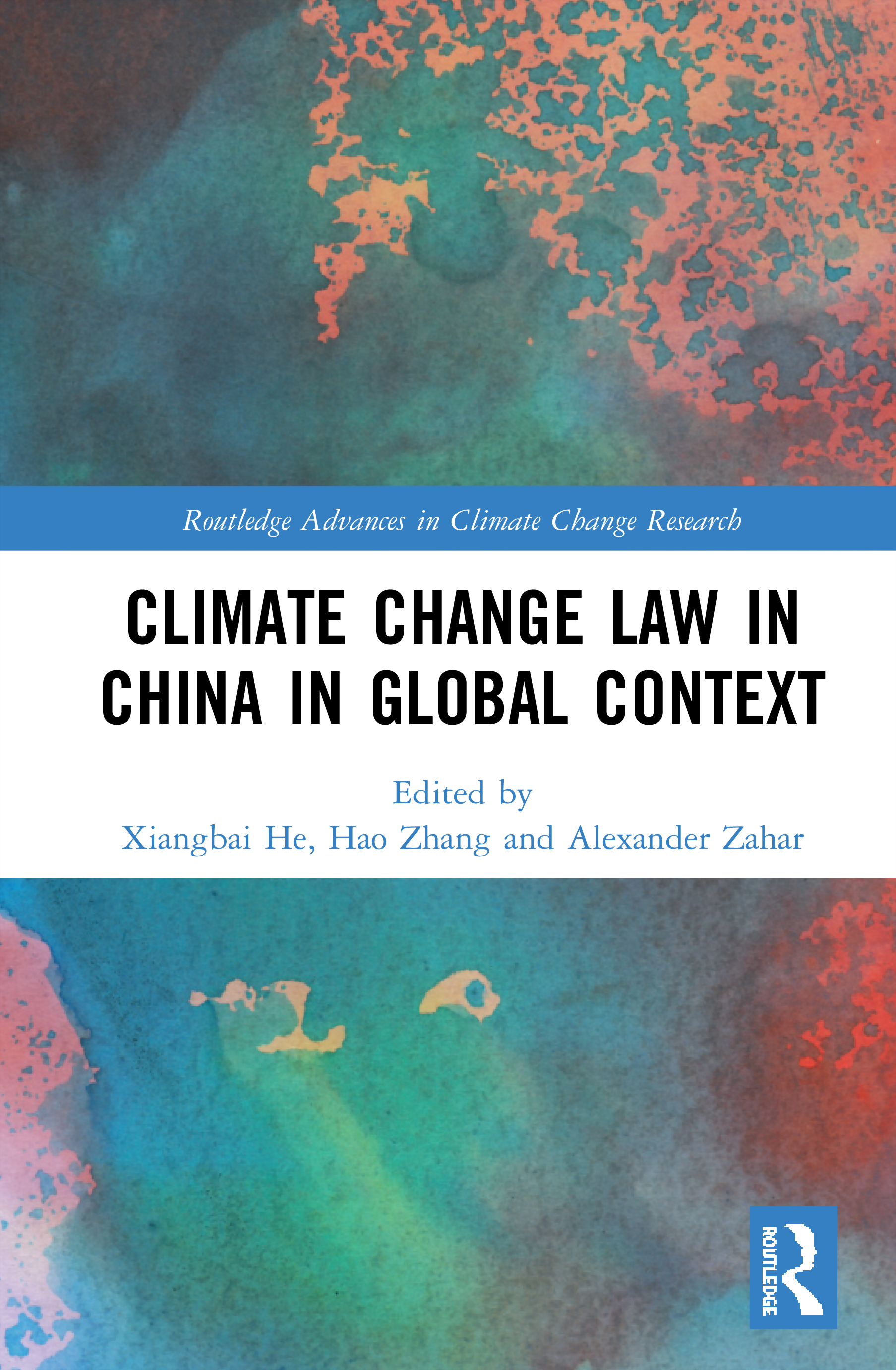 Climate Change Law in China in Global Context book cover