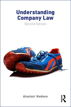 Understanding Company Law book cover