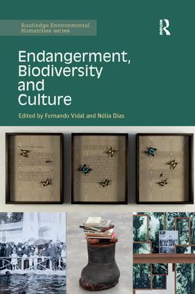 Endangerment, Biodiversity and Culture book cover