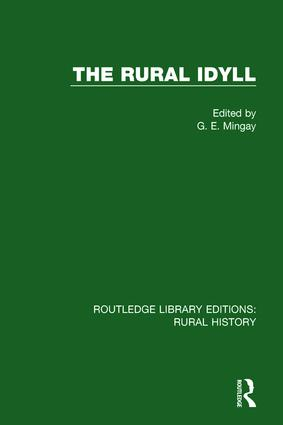 The Rural Idyll book cover