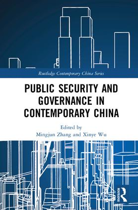 Public Security and Governance in Contemporary China book cover