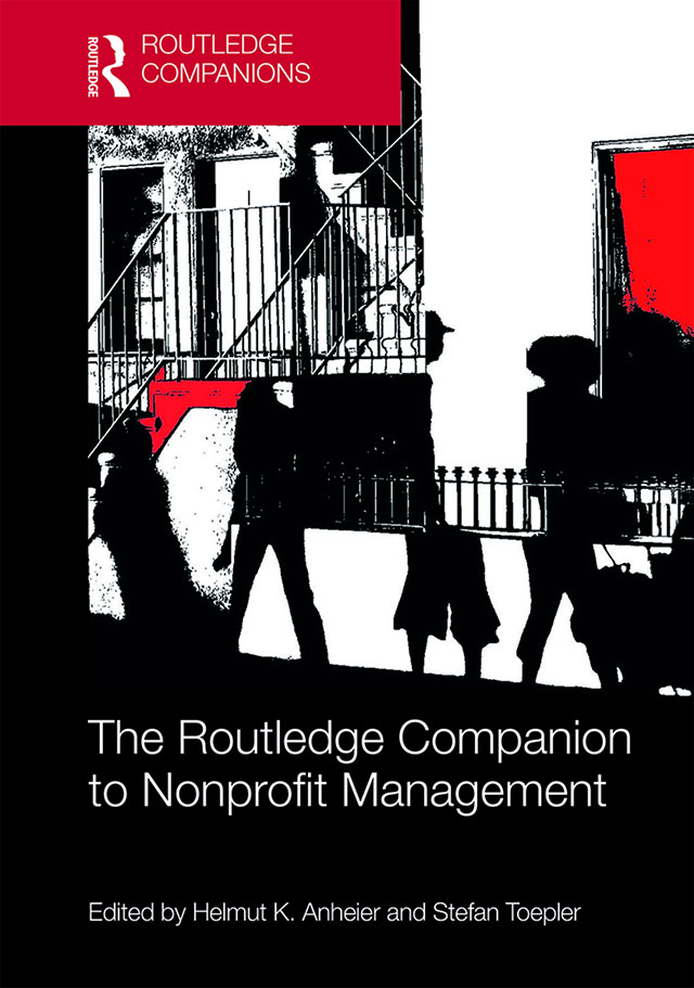 The Routledge Companion to Nonprofit Management book cover