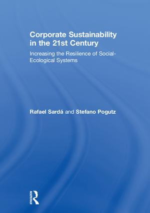 Corporate Sustainability in the 21st Century: Increasing the Resilience of Social-Ecological Systems book cover