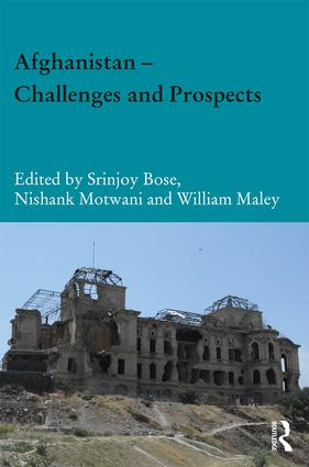 Afghanistan – Challenges and Prospects: 1st Edition (Hardback) book cover