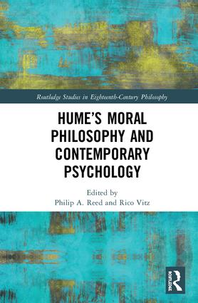 Hume's Moral Philosophy and Contemporary Psychology book cover