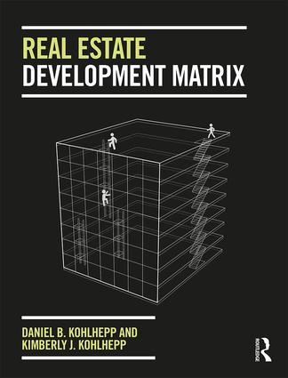 Real Estate Development Matrix book cover