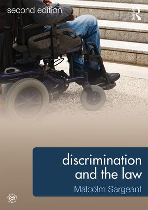 Discrimination and the Law 2e book cover