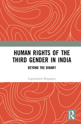Human Rights of the Third Gender in India: Beyond the Binary book cover