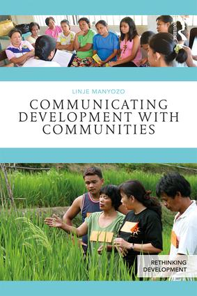 Communicating Development with Communities (Paperback) book cover