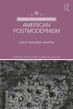 The Routledge Introduction to American Postmodernism book cover