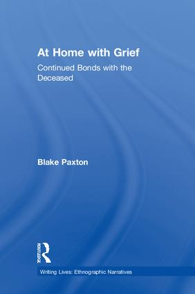 At Home with Grief: Continued Bonds with the Deceased book cover