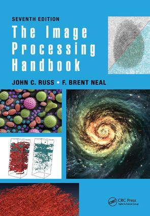 The Image Processing Handbook: 7th Edition (Paperback) book cover